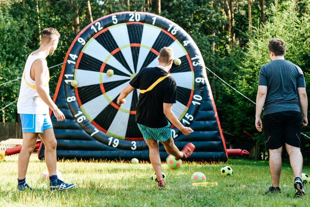 foot dart, konkurencja integracyjna, firmowa olimpiada
