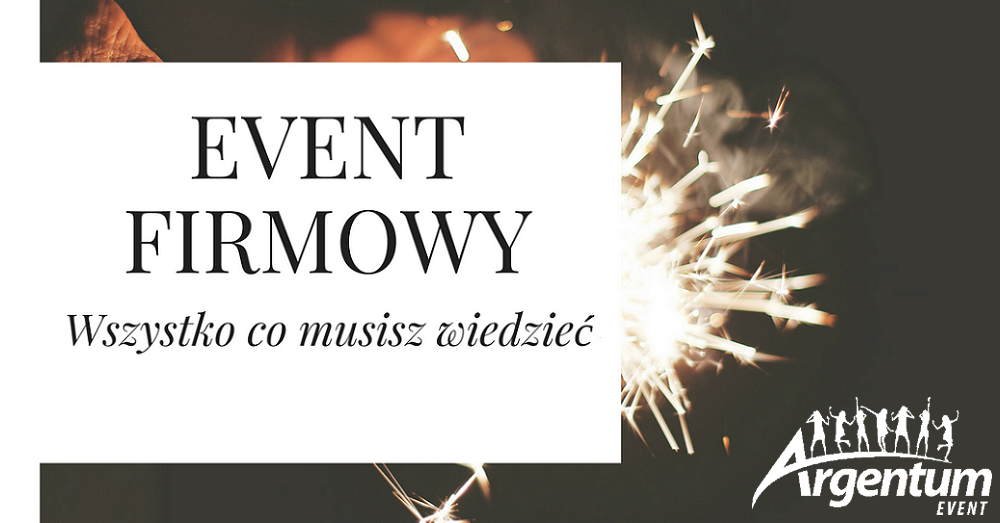 event firmowy