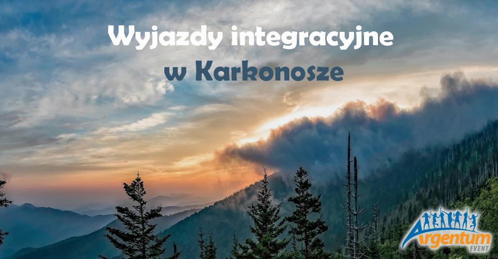 wyjazd integracyjny w karkonosze, polskie góry