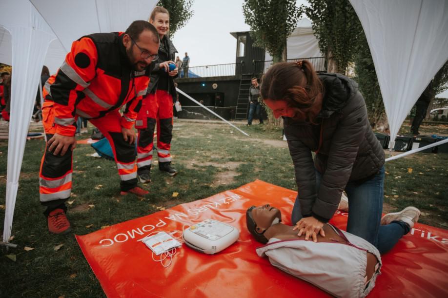 kurs reanimacji, pierwsza pomoc powypadkowa