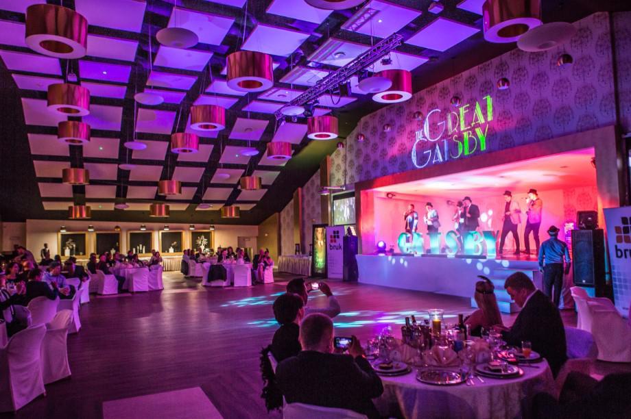 impreza dla klientów, networking party, wielki gatsby