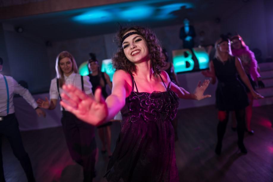 nauka tańca, charleston, dancers