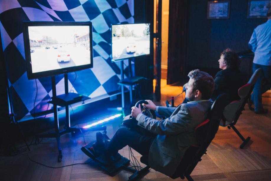 symultor WRC, impreza firmowa atrakcje