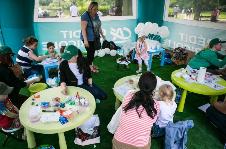 piknik firmowy, atrakcje dla dzieci, kącik dziecięcy,