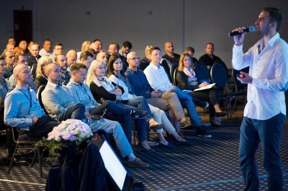 konferencja, uczestnicy konferencji, event dla firmy