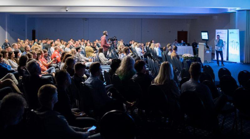 konferencja sprzedazowa, konferencja filmowa