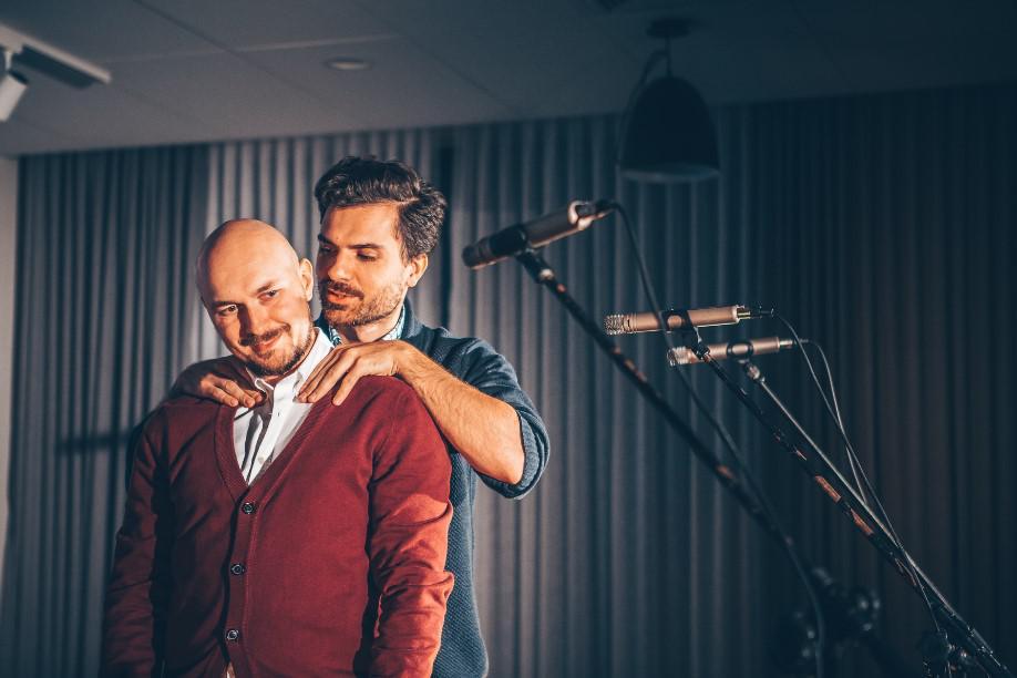 improkracja, kabaret inspirowany publicznością, szkolenia dla firm