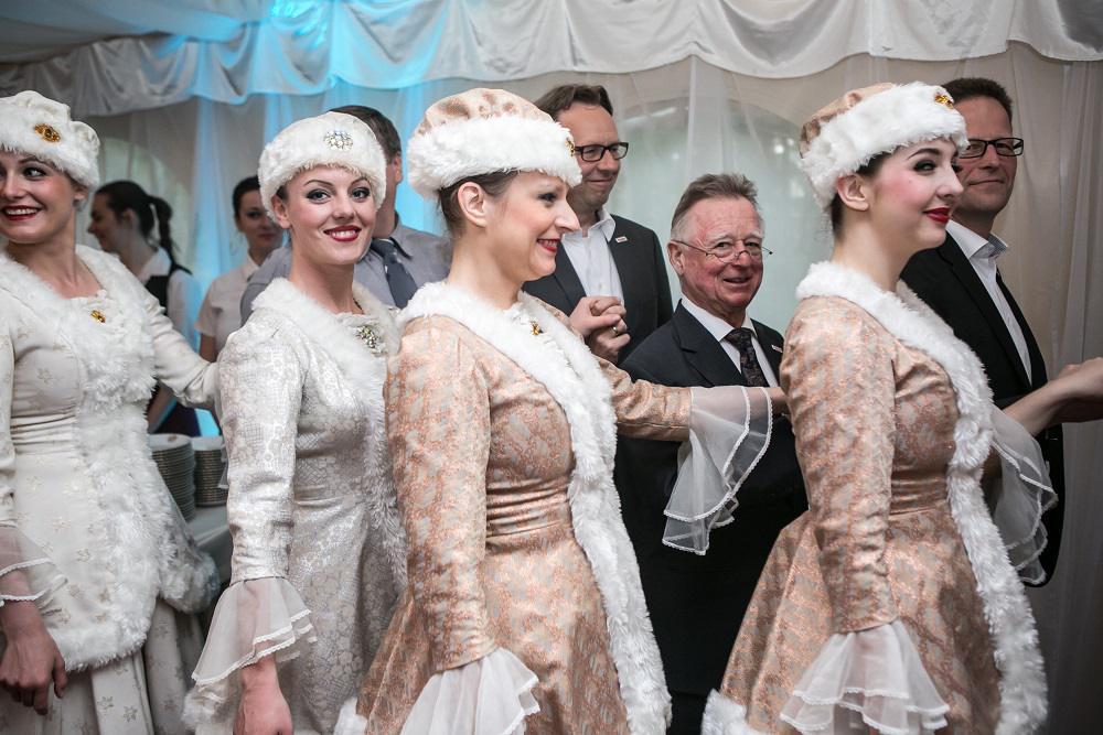 tradycyjne stroje ludowe, event na jubileusz