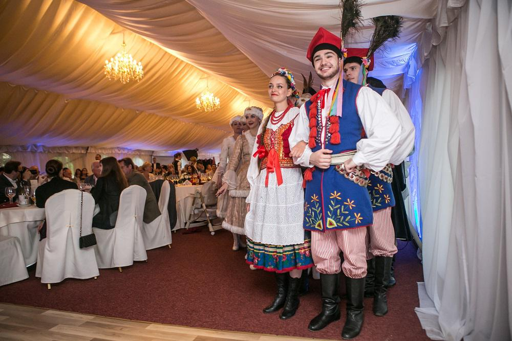 grupa tańca ludowego