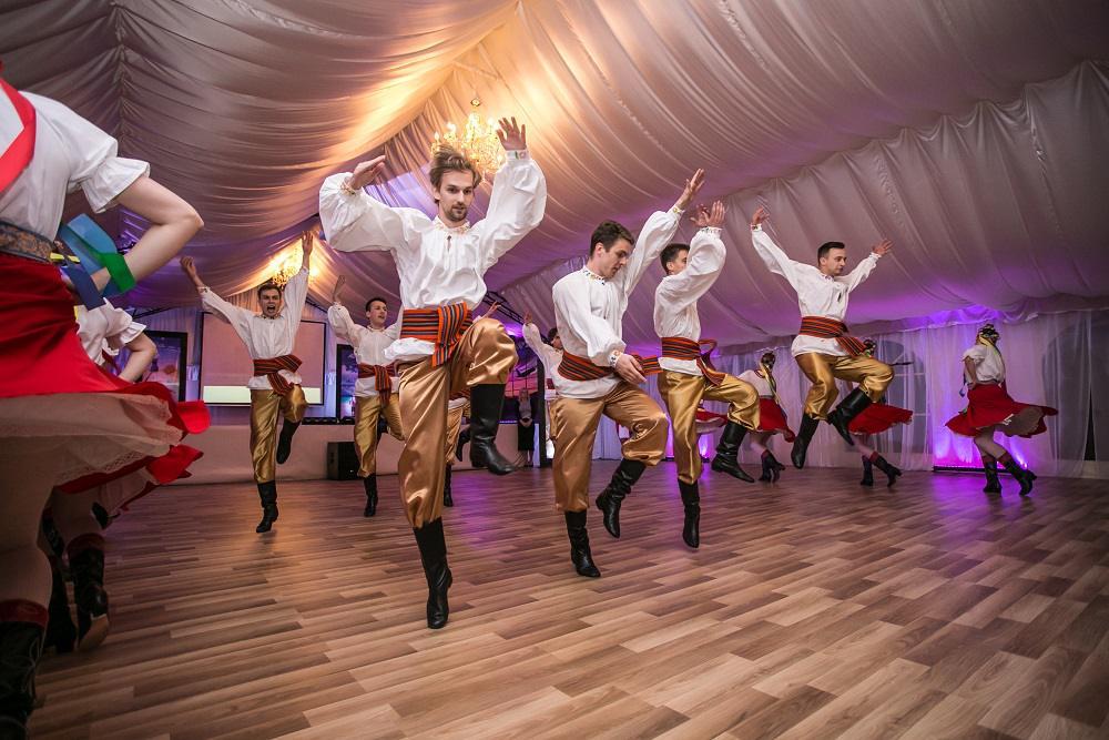 show taneczne na evencie
