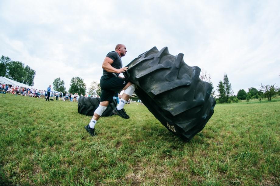 zawody strongmanów