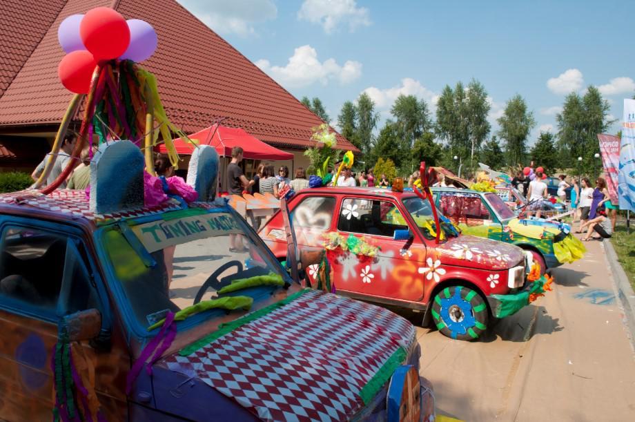 impreza tematyczna, impreza motoryzacyjna, tunningowanie aut