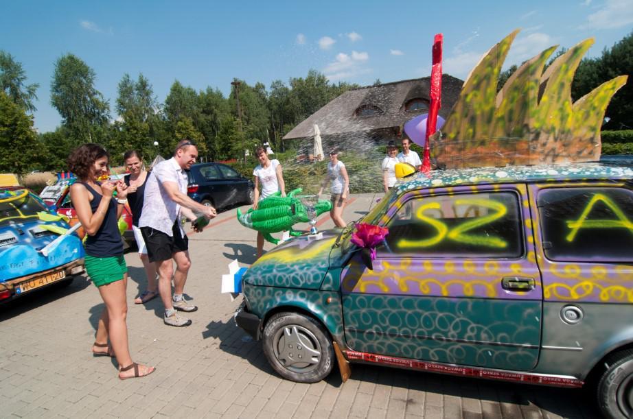 tunning auta na wesoło, imprezy integracyjne dla firm