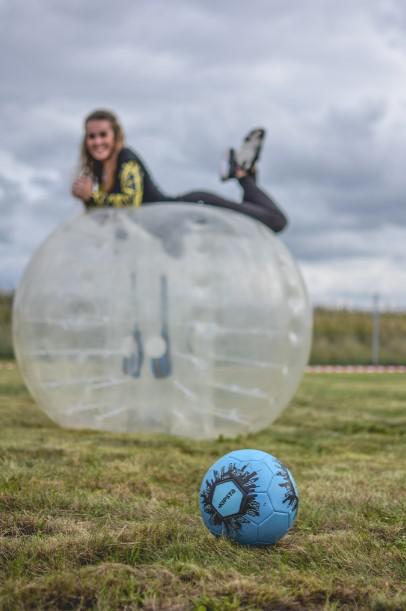 bubble, piłka powietrzna