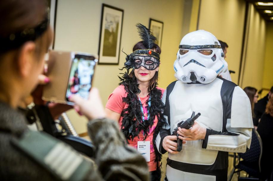 star wars, hollywood party, movies