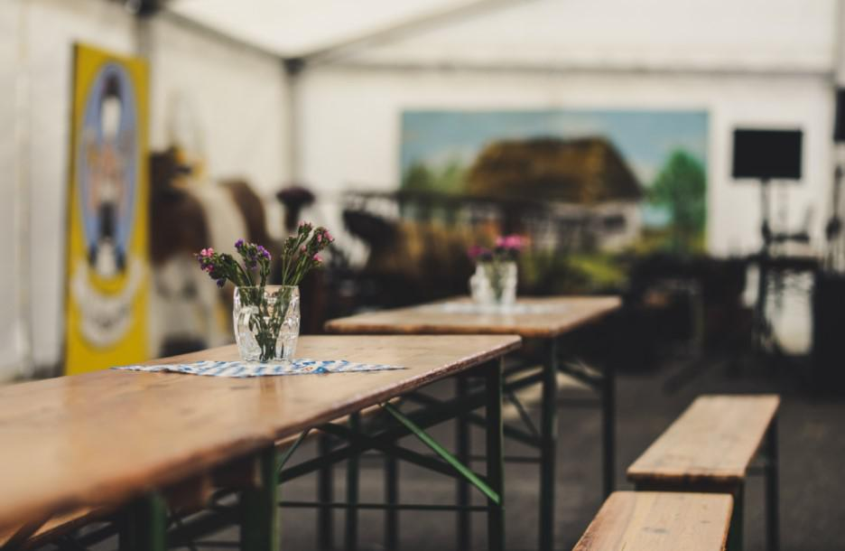 piwny namiot, bawarska impreza