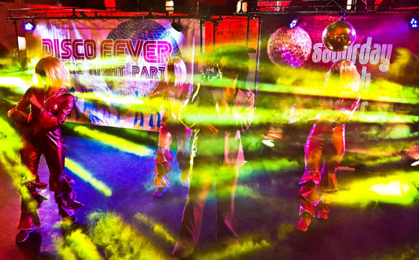 saturday night disco fever