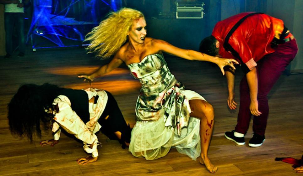 imprezy tematyczne na dolnym śląsku, thriller night party
