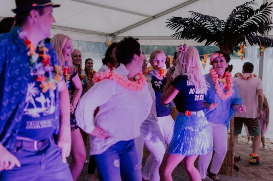 integracja dla firm, nauka tańca