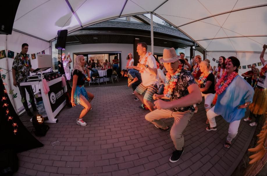 integracja, nauka tańca