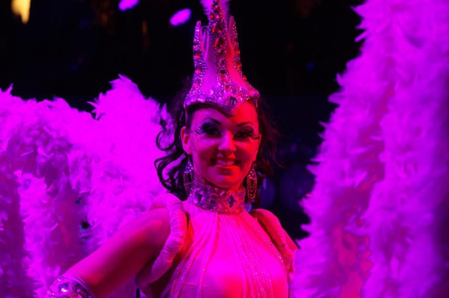 tancerka, show taneczne, gatsby show
