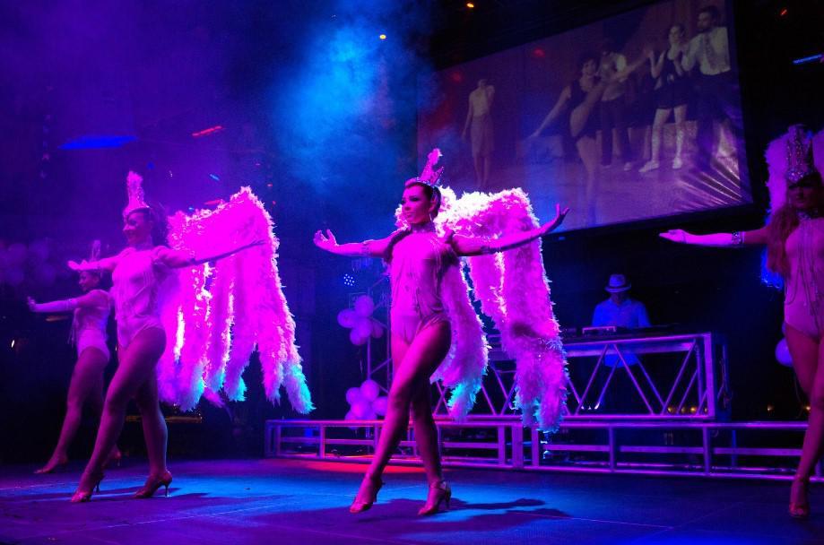 show taneczne, burleska, gatsby party