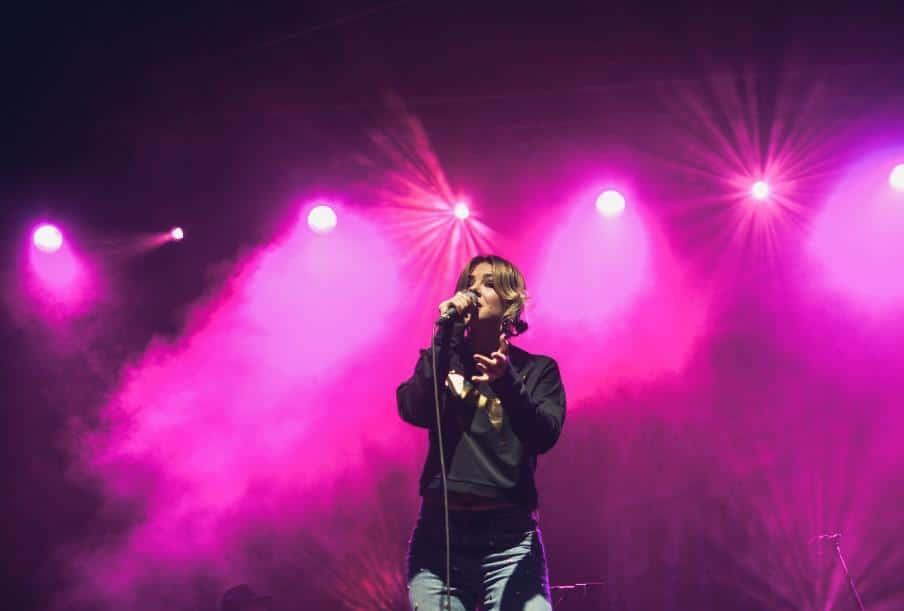 ania karwan, wokalistka, koncert gwiazdy