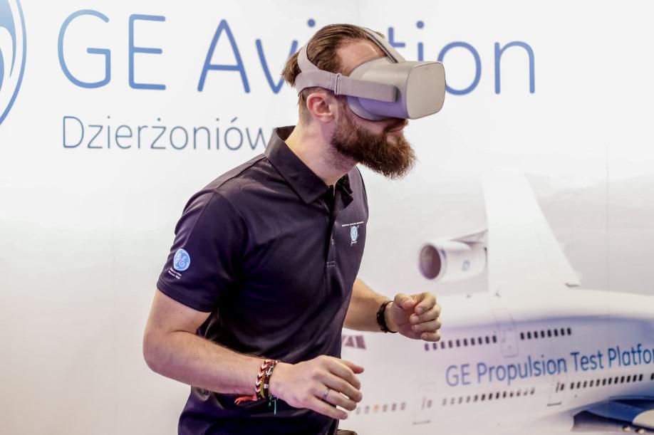 okulary 3D, wirtualna rzeczywistość