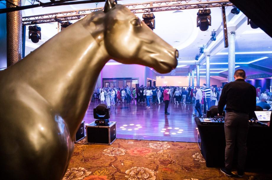 złoty koń, impreza firmowa