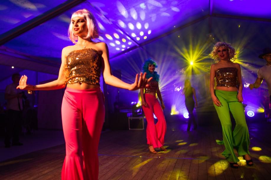 show taneczne, impreza wieczorna dla firmy
