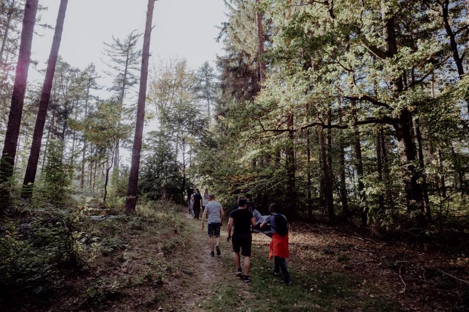 leśna przygoda integracyjna