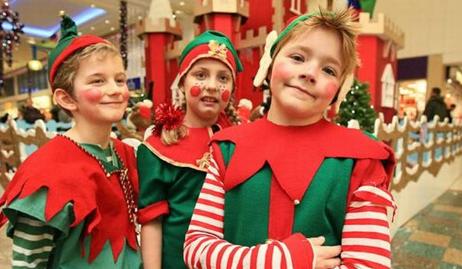 elfy dzieci