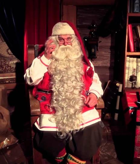 santa claus, św. Mikołaj