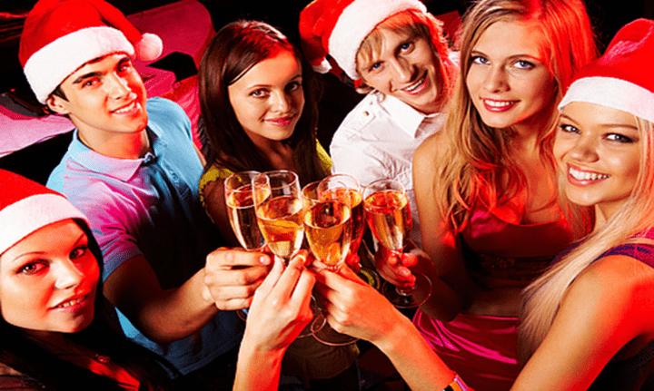 impreza świąteczna, christmas party