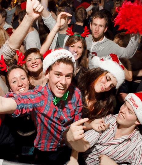 firmowa impreza świąteczna