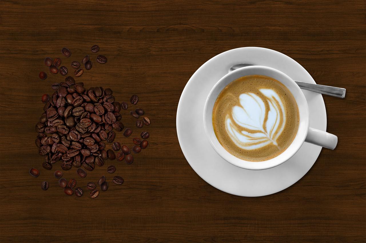 kawa, coffe