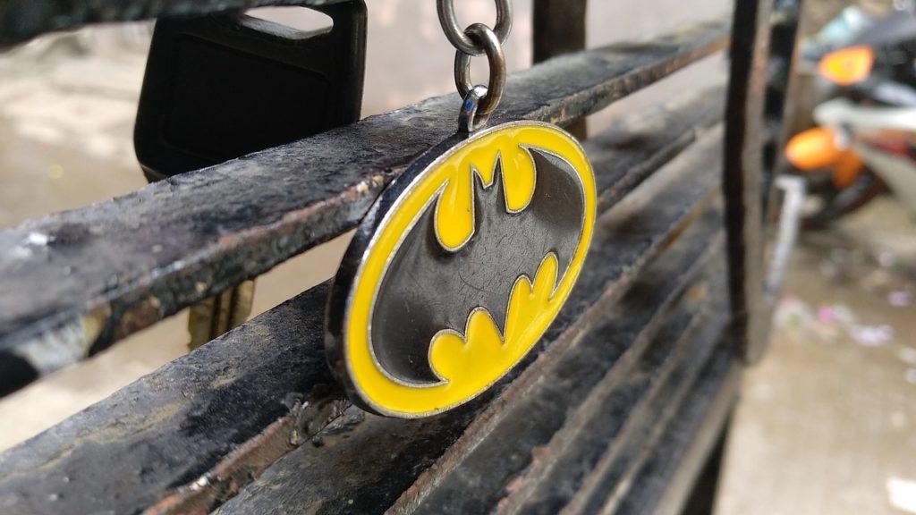 batman, impreza firmowa, dc universe