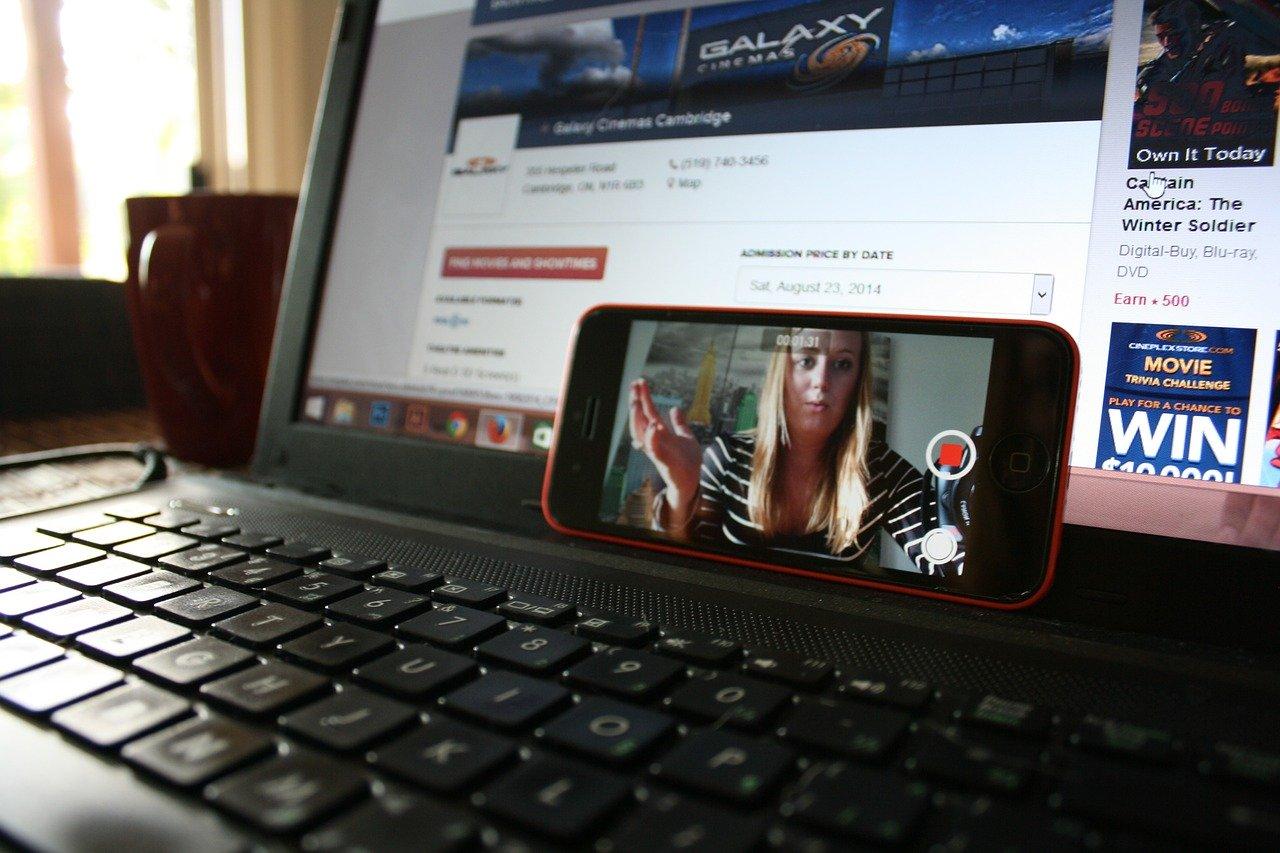 rozmowa video online