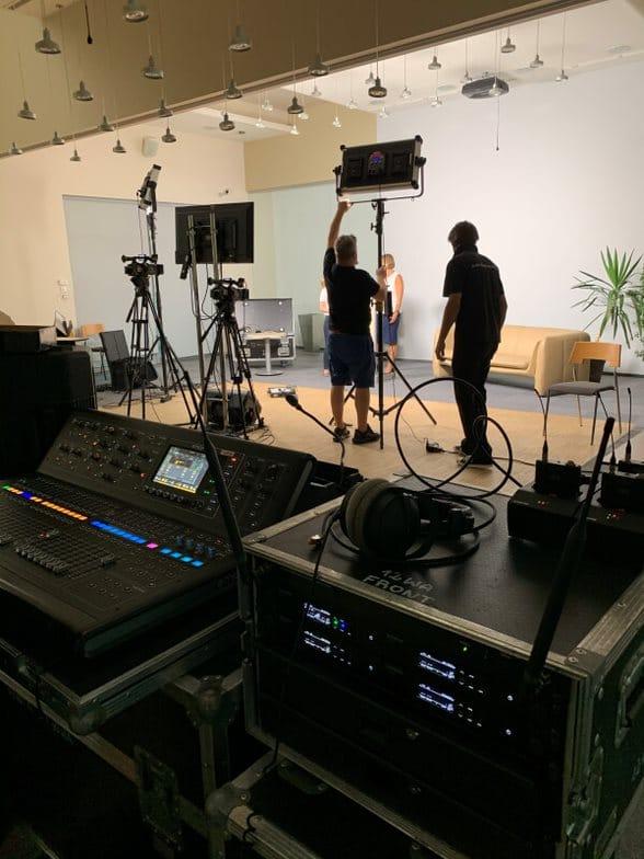 event online studio nagrań