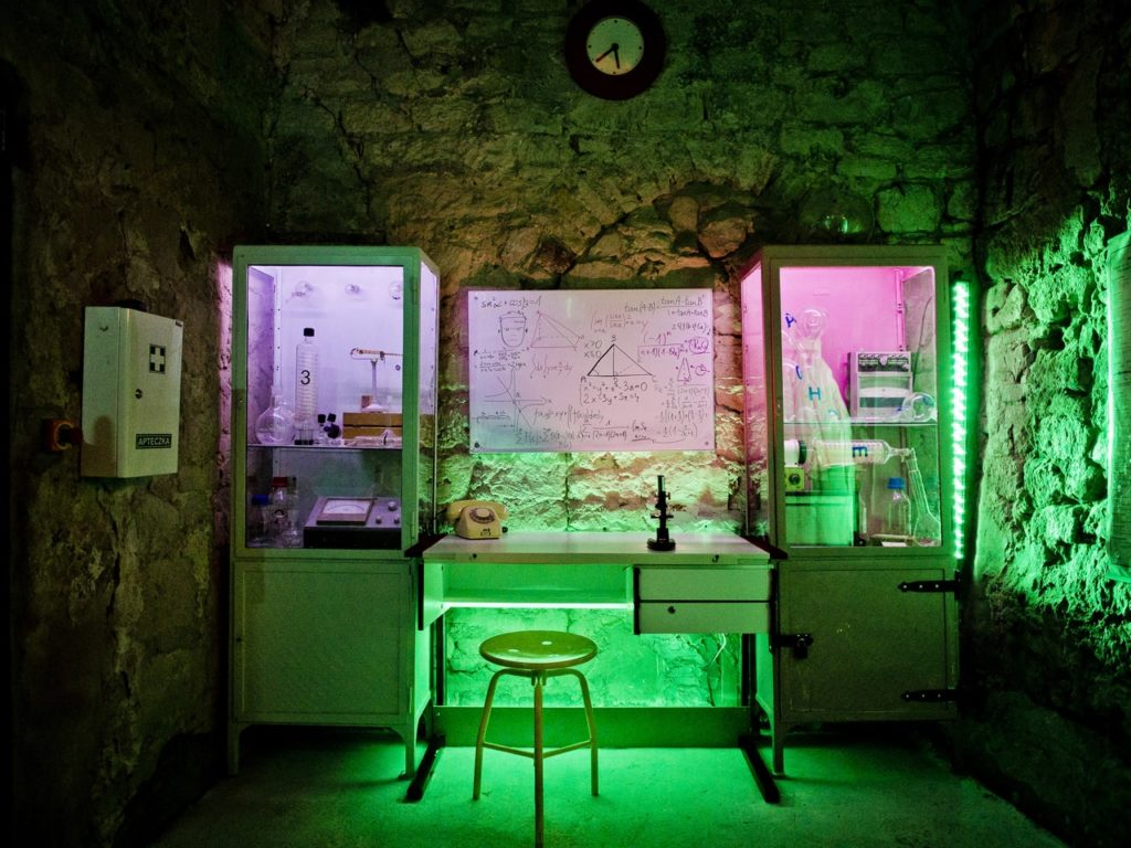 frankenstein escape room online