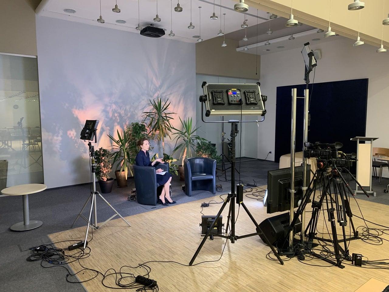 studio na evencie online
