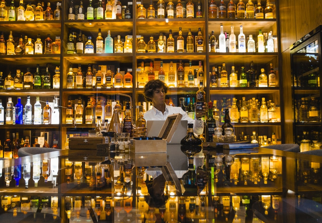 degustacja whisky case study