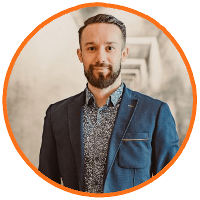Marcin Zakręta event manager