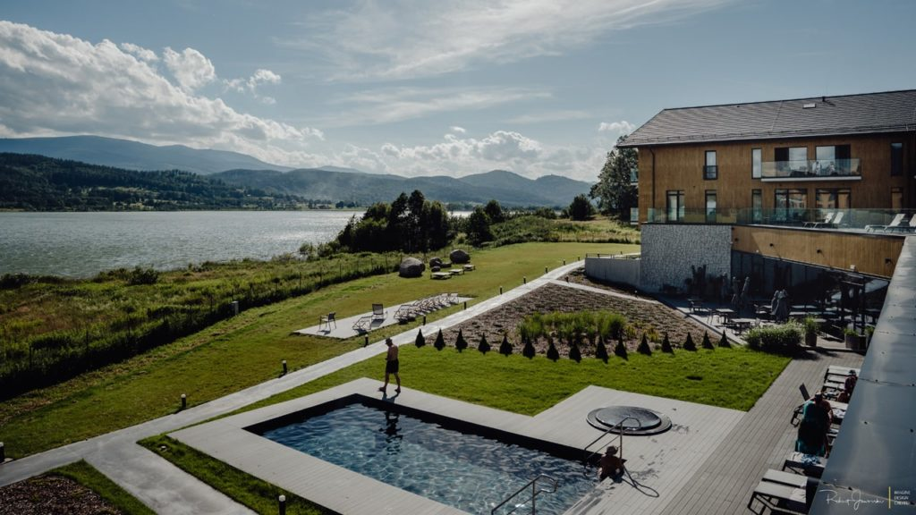 lake hill resort & spa tereny zewnętrzne