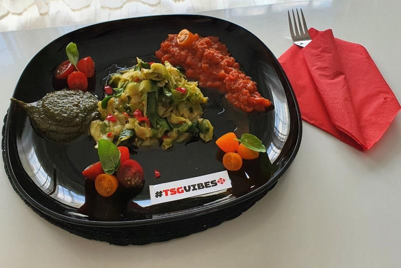 eko liga, wyzwanie kulinarne