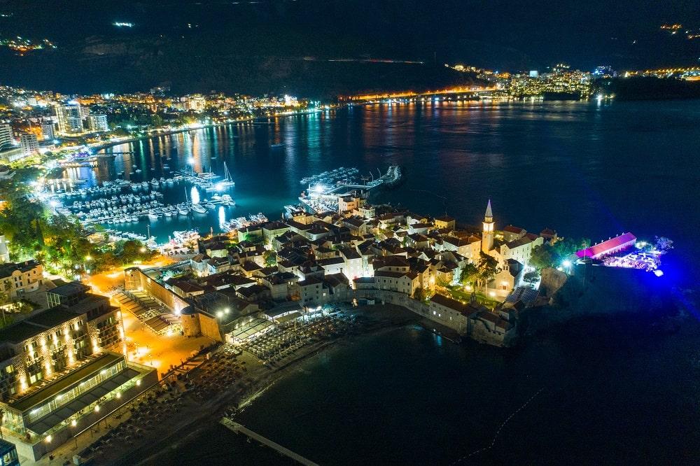 Budva, Czarnogóra, wyjazd incentive