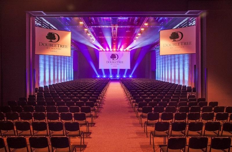 DoubleTree Hotel - sala konferencyjna