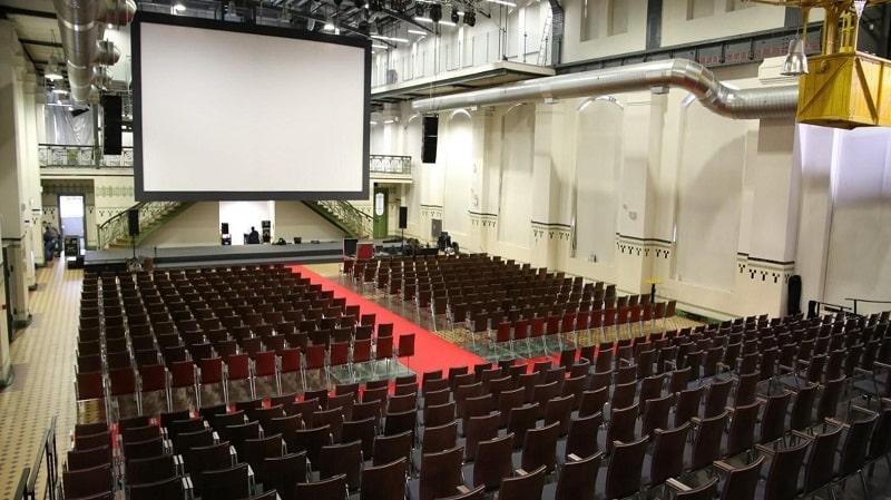 EC1 Łódź sala konferencyjna